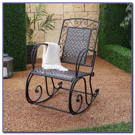 metal outdoor chairs australia outdoor metal rocking chair australia chairs home