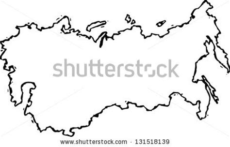 russia map black and white vector of map of russia images frompo