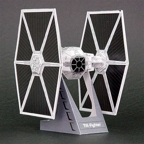 Wars Origami Tie Fighter - tie fighter wars