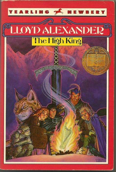 the high king the chronicles of prydain book 5 50th anniversary edition books 225 best the chronicles of prydain images on