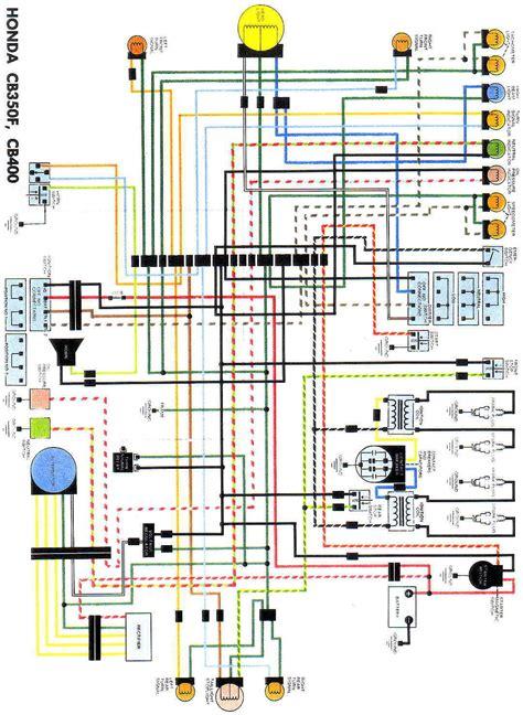 sophisticated honda cb450 wiring diagram contemporary