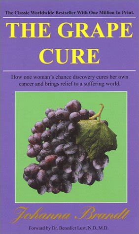 Grape Detox Program by The Grape Cure For Cancer And Detoxification Hubpages