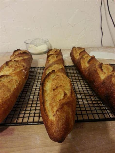 75 hydration baguette baguettes a la bouabsa the fresh loaf