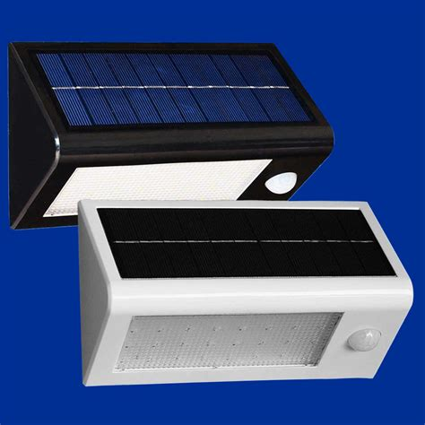 solar powered outdoor motion sensor security 32 led lights