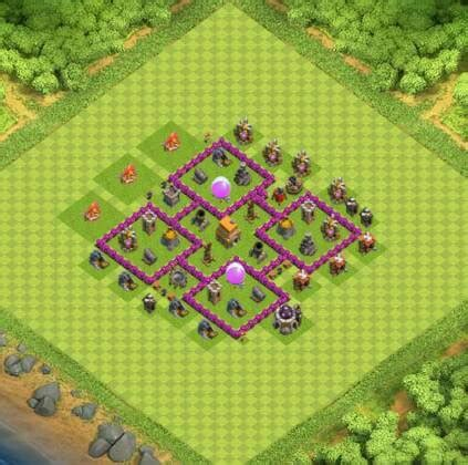 ultimate th6 layout 25 best th6 all bases ever anti everything layouts