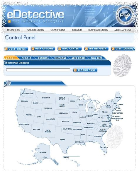 Enterprise Background Check Criminal History Background Search Software
