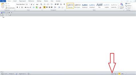 membuat garis tepi di word 2010 cara memunculkan penggaris tepi atau ruler di ms word 2010