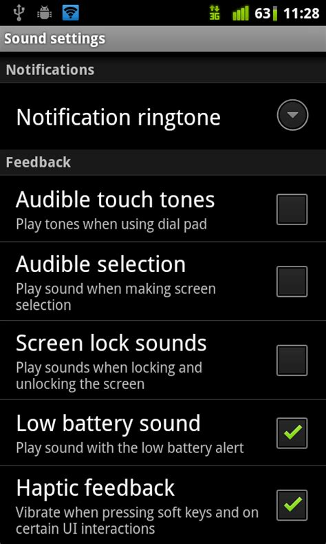 haptic feedback android tip how to enable or disable haptic feedback on android devices