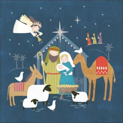 printable nativity scene christmas cards pack of 5 nativity scene samaritans charity christmas