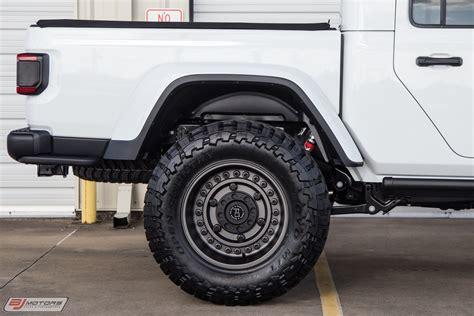 jeep gladiator rubicon signature series