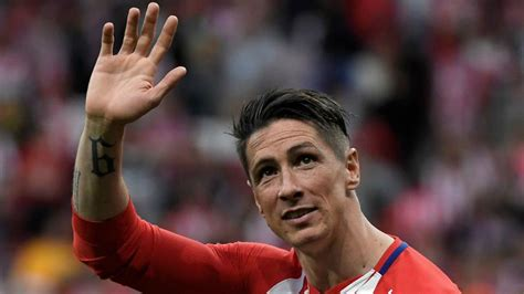 laliga fernando torres announces  retirement marca