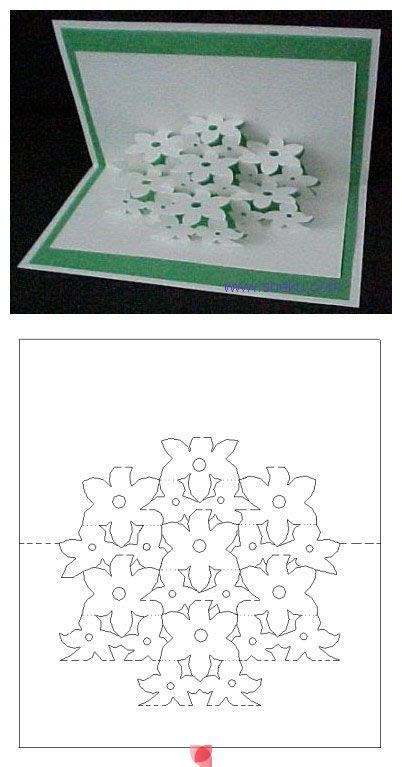 17 Best Images About Cards Different Shapes Sizes And Techniques On Pinterest Easel Cards Pop Up Card Templates 2