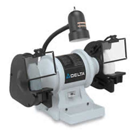 slow bench grinder 23 725 delta 8 quot industrial slow speed bench grinder discontinued by delta mike s tools