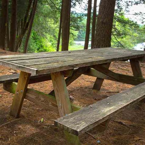 do it yourself picnic table how to build a wooden picnic table do it yourself