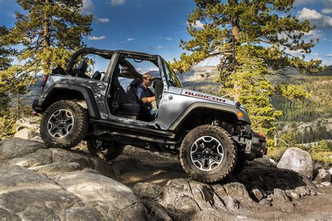 Jeep Road Will Jeep Up The Wrangler With An Ifs Road Xtreme