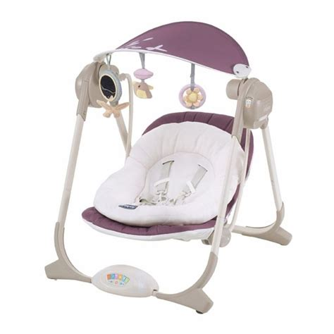 chicco polly swing object moved
