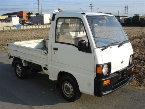 Subaru Truck For Sale by Subaru Sambar Truck 4wd Std 1990 Used For Sale