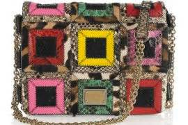 Dolce Gabbana Miss Easy Way Ayers Snakeskin Patchwork Satchel by Fill In The Blank Quot The Lanvin Amalia Patchwork Snakeskin