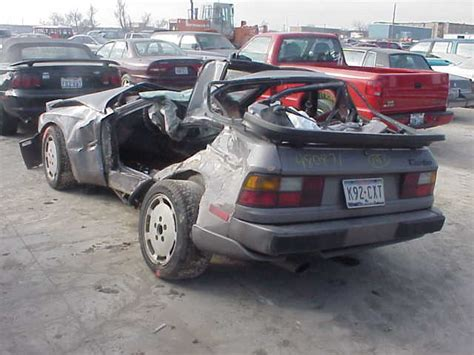 Porsche 944 Crash by Crash Test Results For 944 Rennlist Porsche Discussion