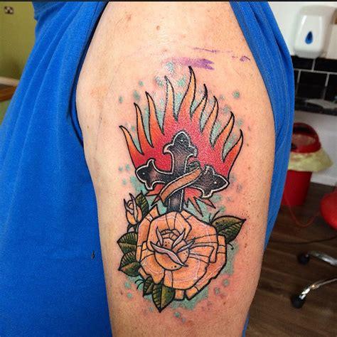 65 Burny Flame Tattoos With Flames Tattoos