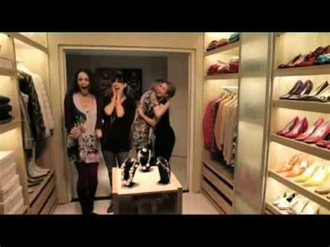 Funniest Wardrobe by Heineken Commercial Walk In Closet So