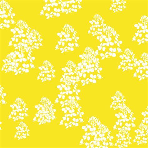 yellow pattern image yellow floral pattern