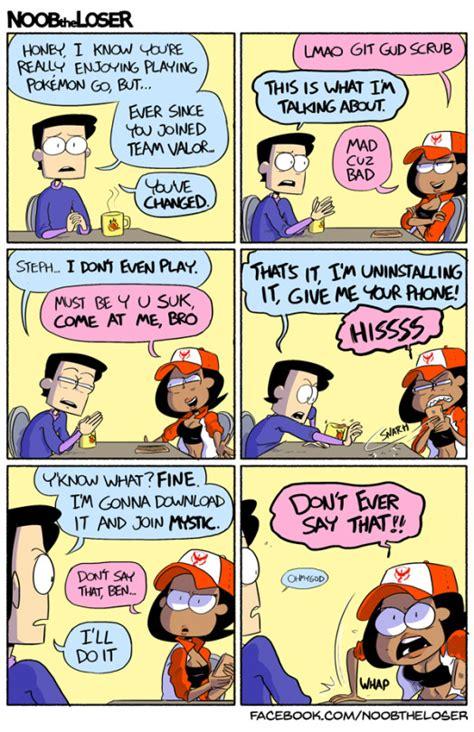Team Valor Memes - dating a team valor player pok 233 mon go know your meme