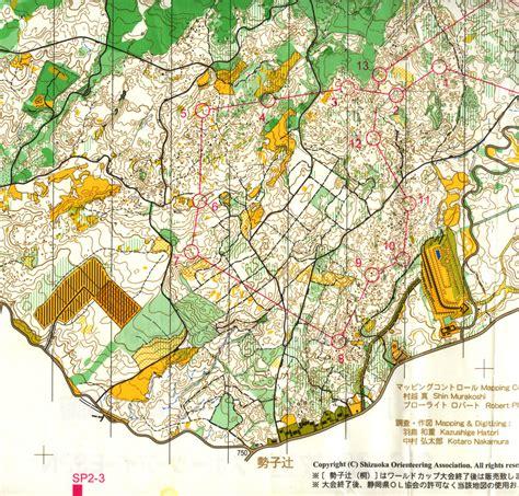 on map orienteeringmaps net 187 map presentations