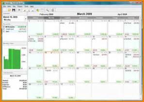 11  budget calendar template   monthly bills template
