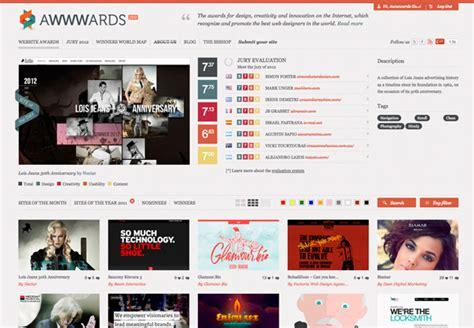 Web Awards 2011 Detroitdesign Awwwards The Best 365 Websites Around The World 2011 Book