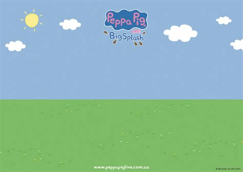 Blue Prints For A House by Let S Make Peppa Pig Potato Prints Life Like Touring