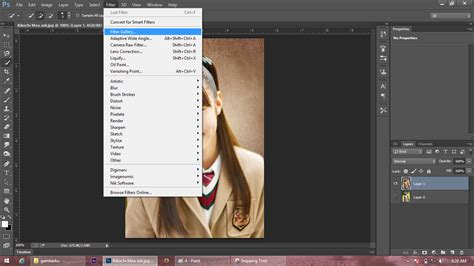 tutorial membuat smudge tutorial membuat smudge painting di photoshop bergambar