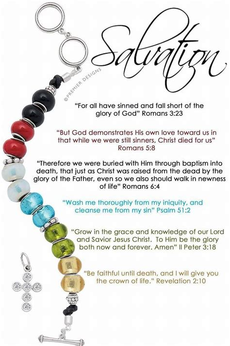 salvation bracelet color meaning 25 best ideas about salvation bracelet on