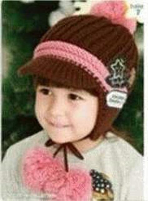 Topi Lipat Tebal topi anak laki laki jagoan kecil til keren dan trendy