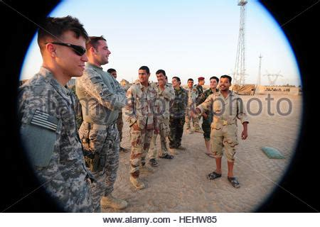iraqi army soldiers assigned to 17th ia division celebrate