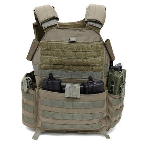 Lbt 6094 Tactical Vest Armor srt plate carrier bridge trading inc