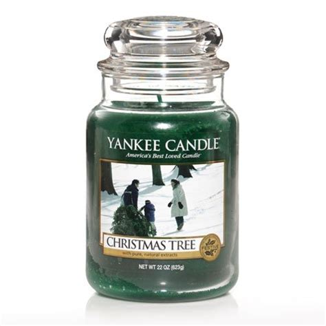 christmas tree yankee candle so the house smells like
