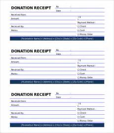receipt for donation template 18 payment receipt templates free sle exle