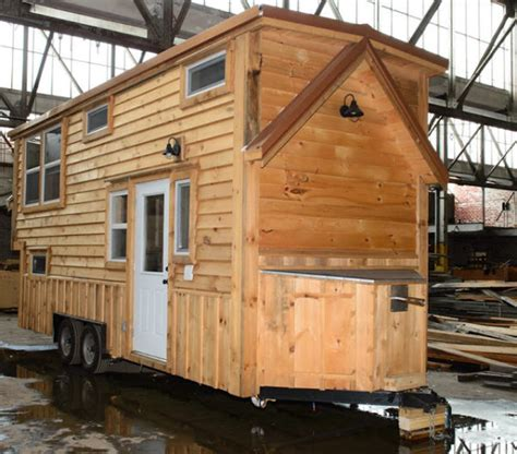 tiny house on wheels for sale 288 sq ft knoxville tiny house on wheels for sale