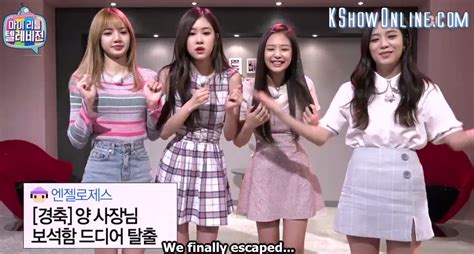 blackpink on variety show blackpink appear on mlt jisoo immediately talks about