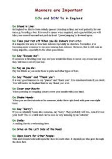 printable etiquette quiz printables etiquette worksheets beyoncenetworth
