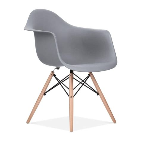 cool de legendarische eames lounge cool grey daw style chair cult uk