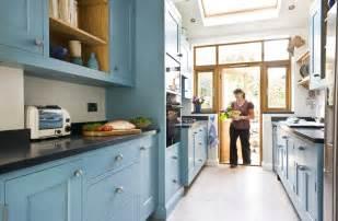 Kitchen Layouts Ideas by Galley Kitchen Ideas Kitchen Sourcebook