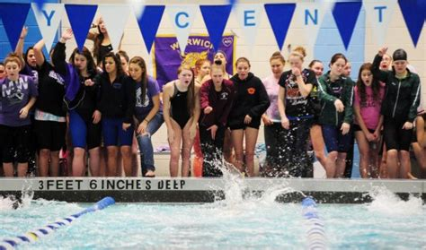 section 9 swimming video section 9 girls swimming chionships