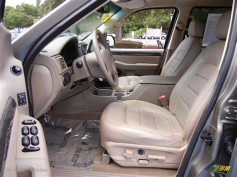 Ford Explorer 2002 Interior by Medium Parchment Interior 2002 Ford Explorer Limited 4x4