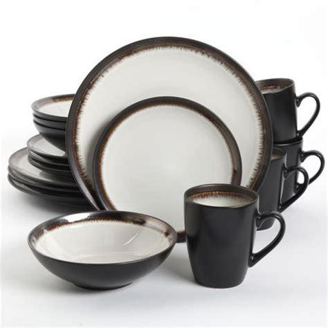home trends artisan studio 16 dinnerware set