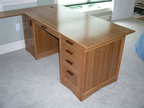 Handmade Office Furniture - made desk home design
