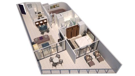 Pull Out Dining Room Table by Hotel Suites In Miami W South Beach