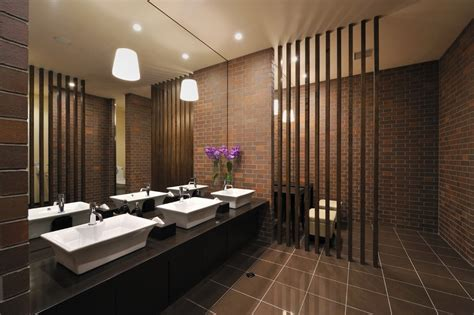 Zen Bathroom Ideas by Modern Public Restroom Bathroom Public Bathroom