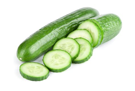 For Cucumbers the health benefits of cucumbers